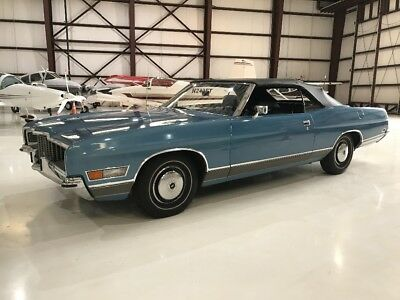 1971 Ford Other N code 429 4V HP 1971 ford LTD 429 4V HP