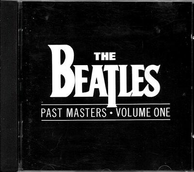 THE BEATLES - PAST MASTERS VOLUME ONE CD - I Want To Hold Your Hand - LOVE ME DO