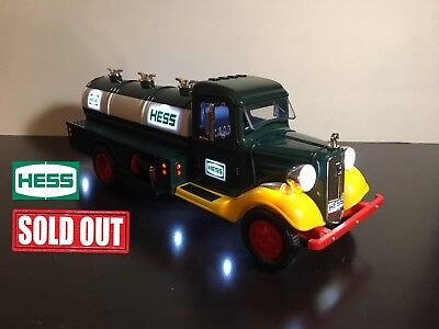 2018 Collector's Edition Hess Truck 85th Anniversary - EXTREMELY RARE - SOLD OUT