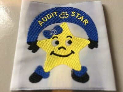 Girl Guides / Scouts Audit Star