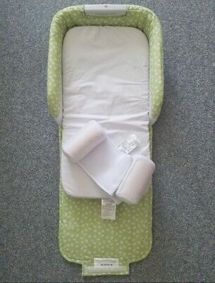 baby delight snuggle nest surround portable