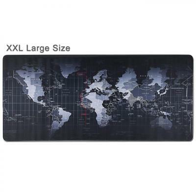 Felt Cloth Large Gaming Mouse Pad Extended Big Size Desk Computer Mat Mousepad
