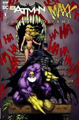 Batman & The Maxx Arkham Dreams #1 CK Elite Cover Ltd to 1000 Comic