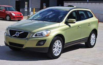 2009 Volvo XC60 T6 with RWC and no rego