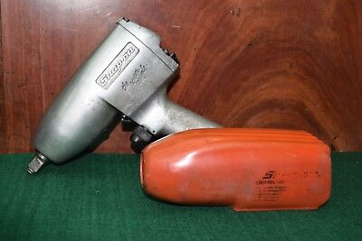 Snap-On 1/2 Dirve IM51A Rattle Gun Old Tools