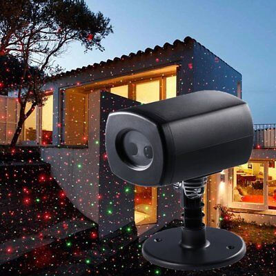 Christmas Laser Fairy Light Projection Star Laser Projector Light Decor YE