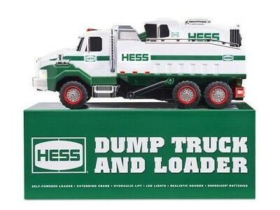 New 2017 Hess Dump Truck And Loader