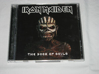 Iron Maiden: The Book Of Souls; 2 Cd´s; Bruce Dickinson; Heavy Metal