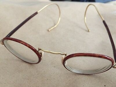 Stunning Vintage Specs/ Goggles To Suit A Small Face Or A Child
