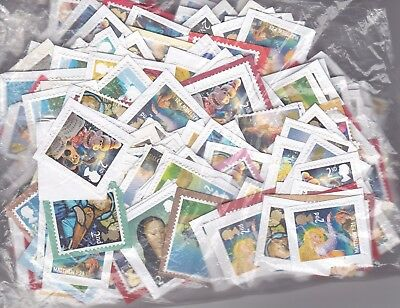 GB COLLECTION. MINT NO GUM UNFRANKED STAMPS. 2nd.  100.