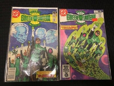 Tales of the Green Lantern Corps #1 & #3