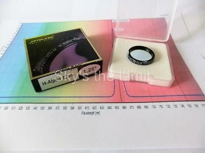 "SPECIAL 1.25"" Optolong H-Alpha 12nm filter - 2"