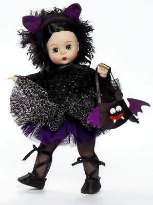 "Madame Alexander 8"" Batty Ballerina Halloween 60760 Brand New NRFB RARE LAST ONE"