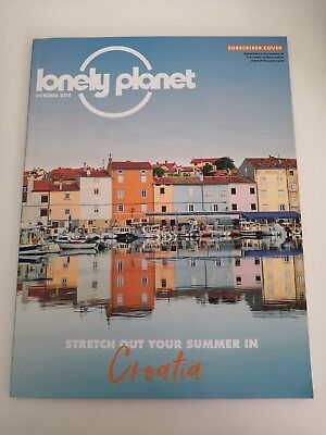 Lonely Planet Magazine October 2018