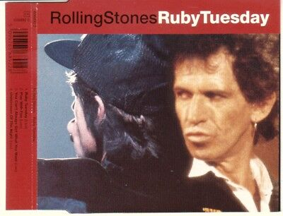 """Rolling Stones"""" Ruby Tuesday, Cd Single"""""""
