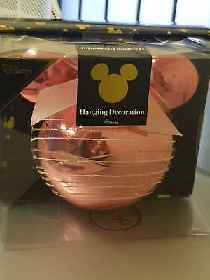 Minnie Mouse Christmas Bauble Large Christmas Tree Decoration Baubles Primark