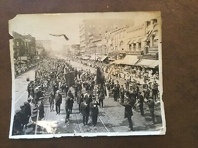 Civil War Gar Michigan Musicians 8x10 Photo Extremely Clear Detailed Photo