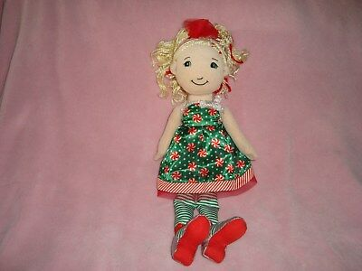 """2015 Manhattan Toy Groovy Girls Special Edition Noelle Christmas Outfit 13"""""""