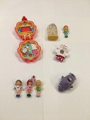 Vintage Bluebird Polly Pocket Lot 1990 to 1994