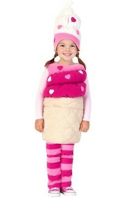 Old Navy Toddler 2 / 3 years  ice cream cone  Halloween Costume