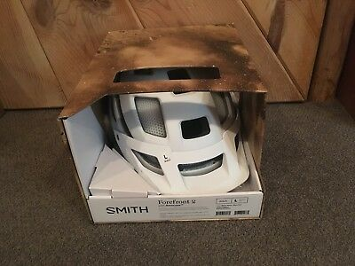 Smith Forefront MTB Helmet Matte Opal//Charcoal Large 59-62cm
