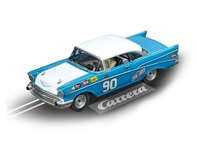 Carrera Digital 132 	Chevrolet Bel Air Coupe 1957 - NEU Super Selten