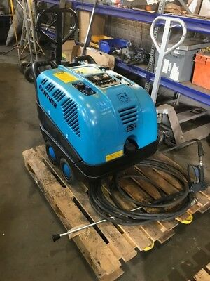 Edge Panther Cold Hot & Steam Pressure Washer