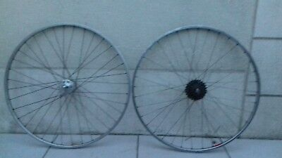 Roues Superchampion Campagnolo Record wheels set