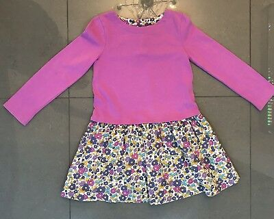 Girls Mini Boden Dress Aged 5-6 Years