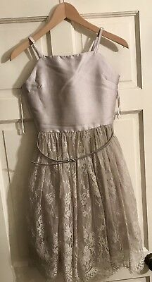 Girls STORM BY MONSOON Formal / Party Dress Age 13