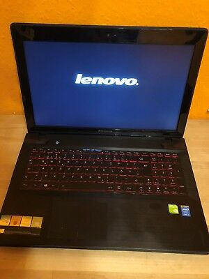 "Gaming-Notebook Lenovo ideapad Y510P 8GB RAM 15,6"" 1TB HDD +SSD Win 10 Home"