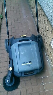 Karcher Professional KM 70/20 C Compact Push Broom / Road Sweeper