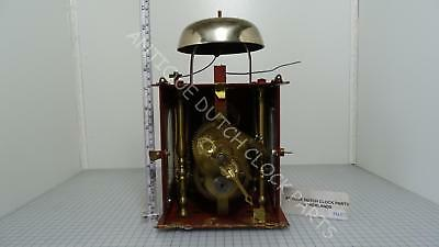Clockwork For Friesian Stoel Clock With Crotch Escape