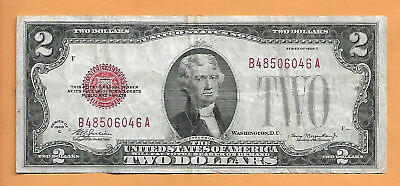 1928c $2 BA block nice vf ,bright red seal on white paper