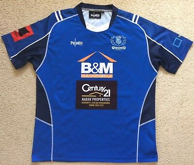 Knox Rugby Club Rugby Union Training Shirt Jersey - Mens Size XL - VGC