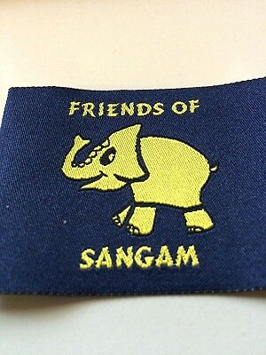 Girl Guides / Scouts Friends of Sangam  black