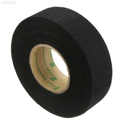 E66A 15m Car Vehicle Wiring Harness Sound Insulation Adhesive Felt Fleece Tape B