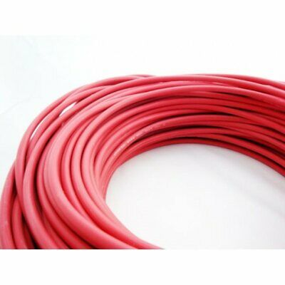 4mm Red Single Core TUV PV1-F Solar Cable For Solar Cells, Inverter, Mains DC