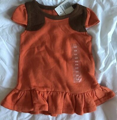 Ralph Lauren Baby Girl's-6 Months  Dress & Leggings Set
