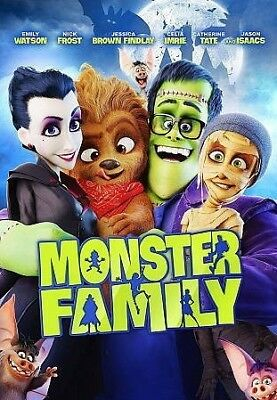 *CLEARANCE* Monster Family DVD Movie Brand New