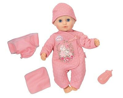 My First Baby Annabell - Baby Fun, Puppe mit Funktion, Zapf Creation 700594
