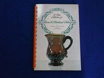 A Rare Collection of KEENE & STODDARD GLASS ~ Lyman &  Pappas ~ 1970 ~ PB G