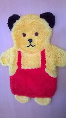 Vintage Sooty Hot Water Bottle Cover - (No hot water bottle)  from Sooty & Sweep