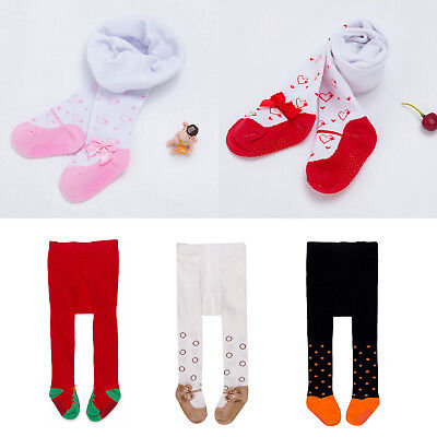 Toddler Kids Cotton Warm Pants Sock Newborn Baby Girl Tights Stockings Pantyhose