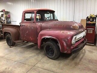 1956 Ford F-100  56 F100 Ford Truck. No reserve
