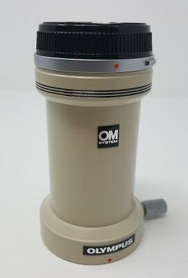 Olympus Microscope OM System Camera Adapter L for BH2 BX CK VANOX BH IMT