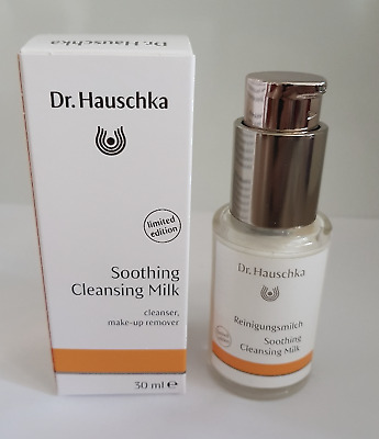 Dr. Hauschka Soothing Cleansing Milk 30ml Dated June 2018