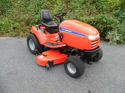 SIMPLICITY LEGACY XL 27Hp Tractor W/ 60