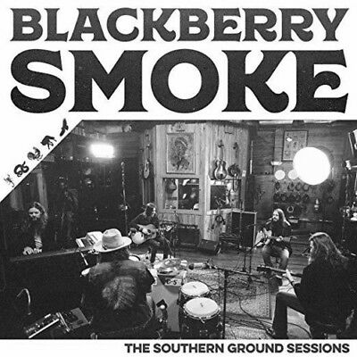 Southern Ground Sessions - Blackberry Smoke (2018, CD NUOVO)
