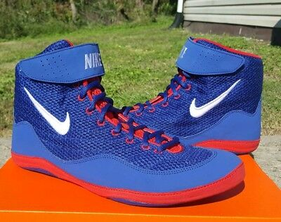 new style 9045b eeec3 RARE BRAND NEW Nike Inflict 3 Wrestling Shoes Size 12.5